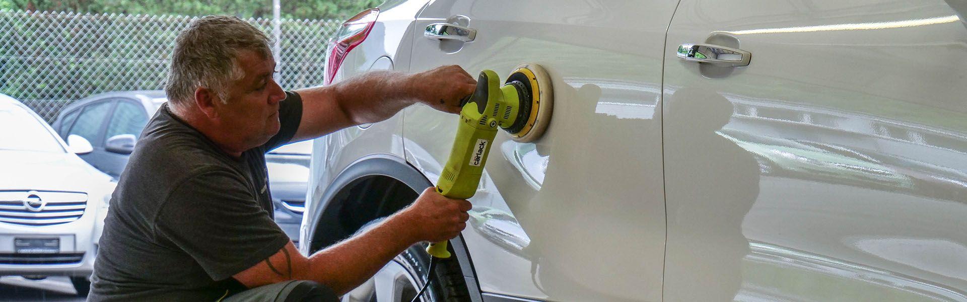Fahrzeugaufbereitung / Autopflege